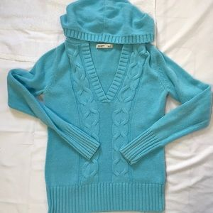 **3 for $20***Old Navy Sweater with Hood S/P